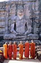 Sri Lanka budhists