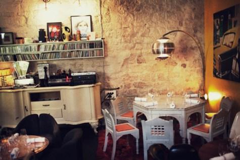 Derriere Restaurant