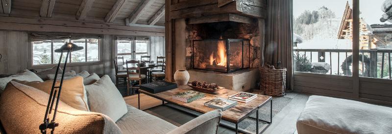 Le Chalet Zannier Fire Place
