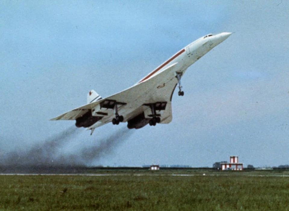 As a result, Concorde flights were further curbed.
