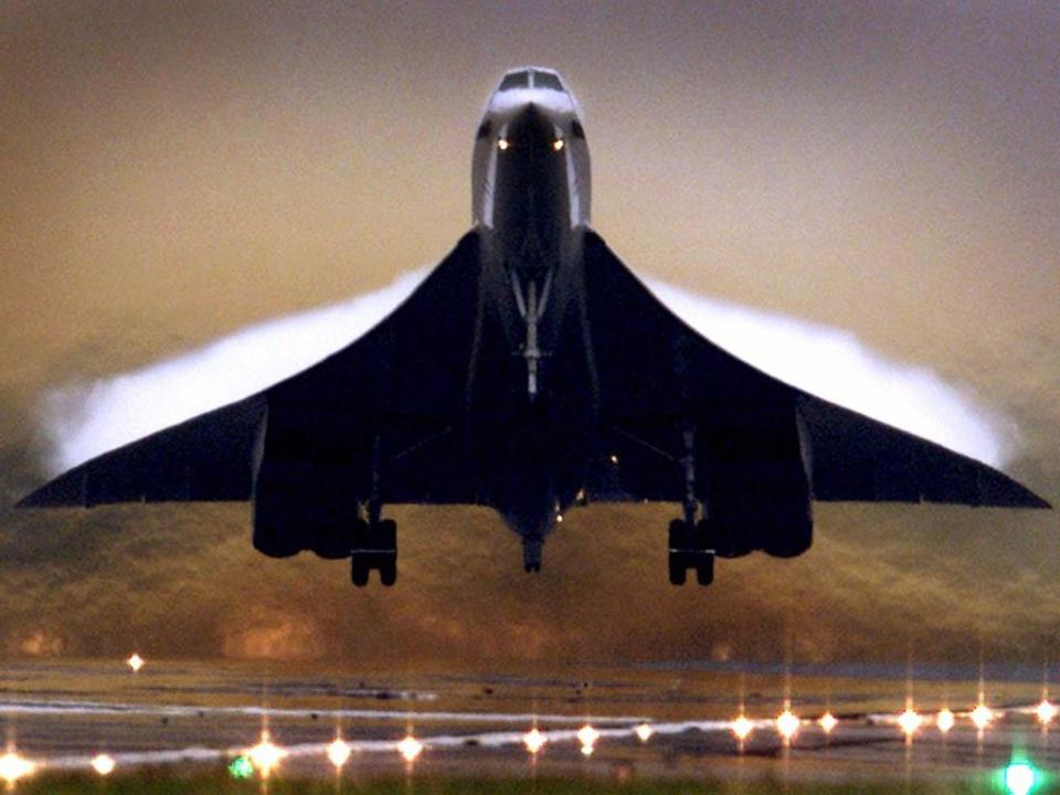 But the Concorde soon encountered opposition.