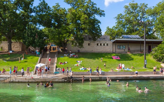Texas' capital has a reputation for being talkative, laid-back, and attractive. Join the locals around Lady Bird Lake or Barton Springs, or strike up a conversation over a brisket at Franklin's Barbecue. Score: 88.456