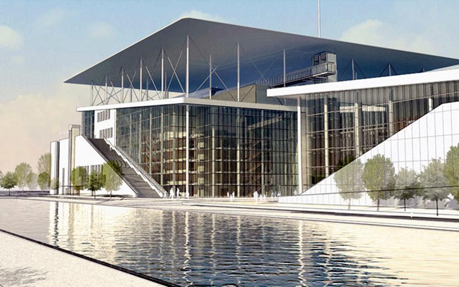 Greek National Opera House