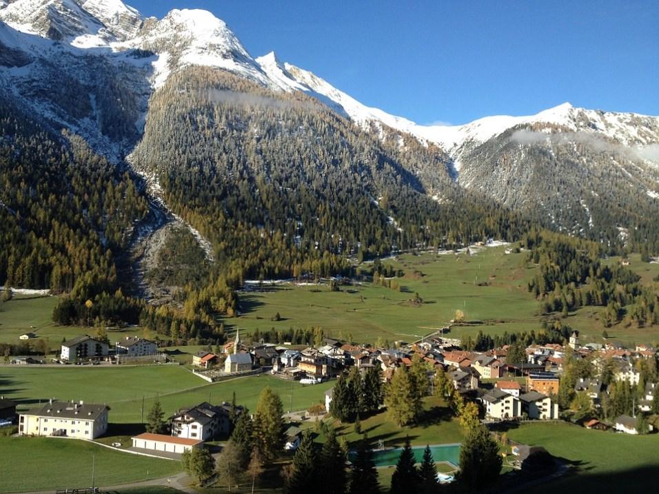 Bergun Switzerland