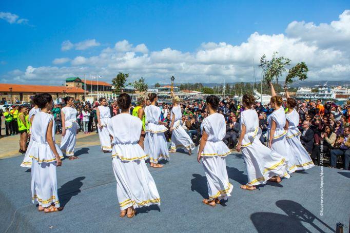Pafos Castle Marathon Ceremony