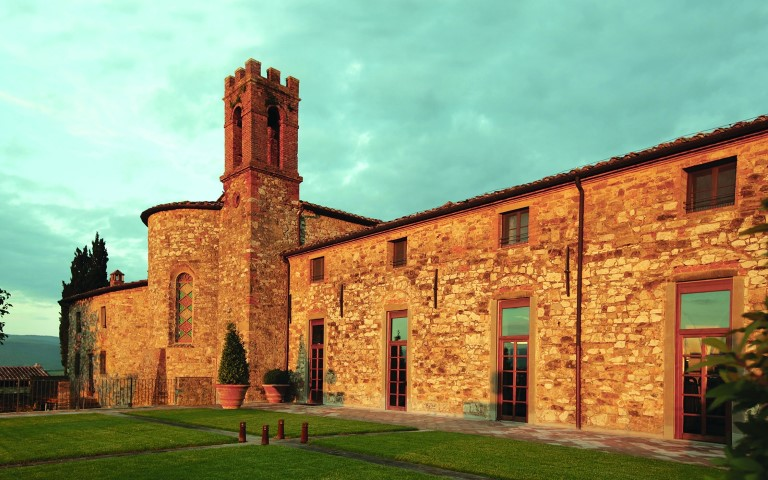 Castello di Casole—A Timbers Resort, Italy (Small)