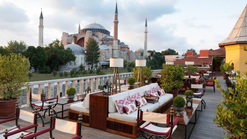 Four Seasons Hotel, Istanbul at Sultanahmet, Istanbul (Small)