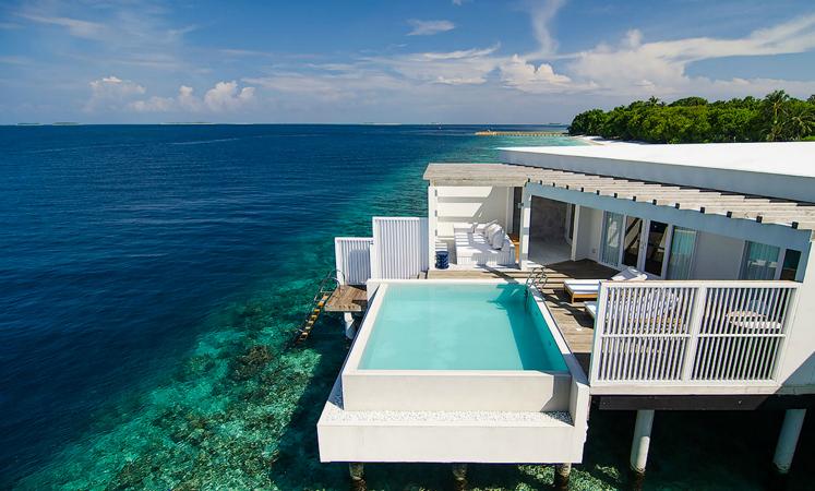 AMILLA FUSHI Baa Atoll, Maldives