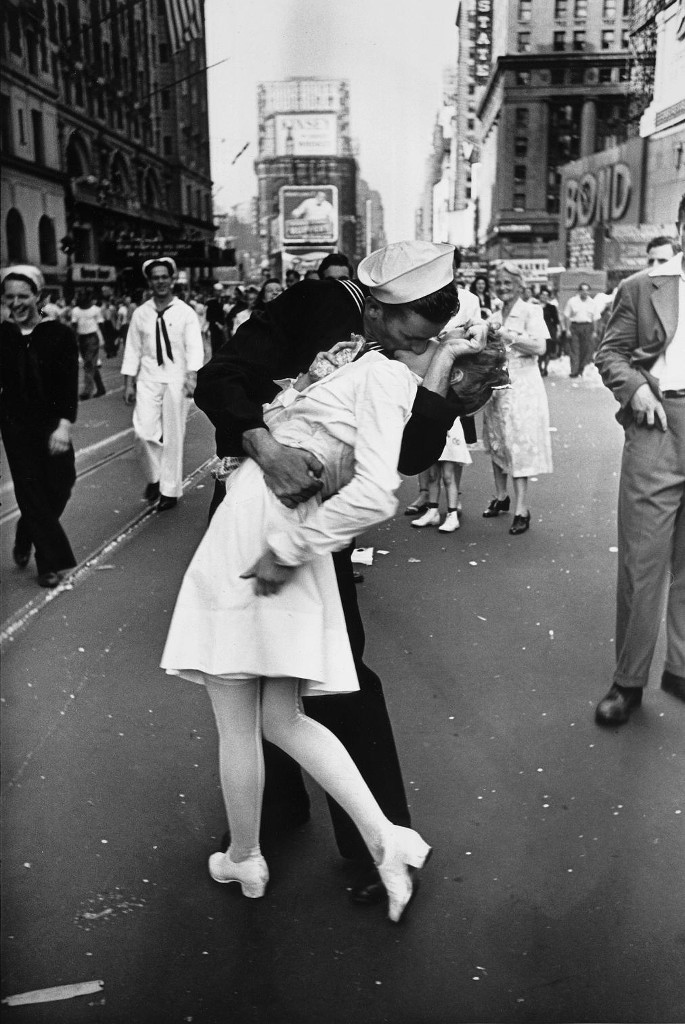 Eisenstaedt Kiss - Times Square