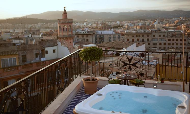 HOTEL CORT Palma, Mallorca