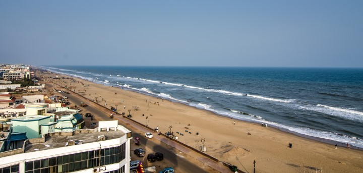 Puri Beach, India