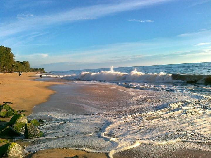 Ullal Beach India