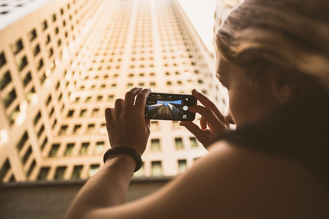 Mobile photography a teenager holiday favourite