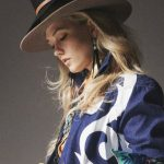 Editorial :: A cowgirl fashion de Karlie Kloss