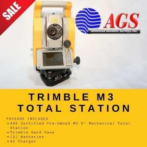 Used Trimble TSC7 Controller | AGS