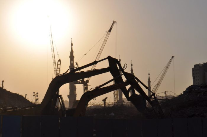 Expansion projects in Medina (Moath Alofi)