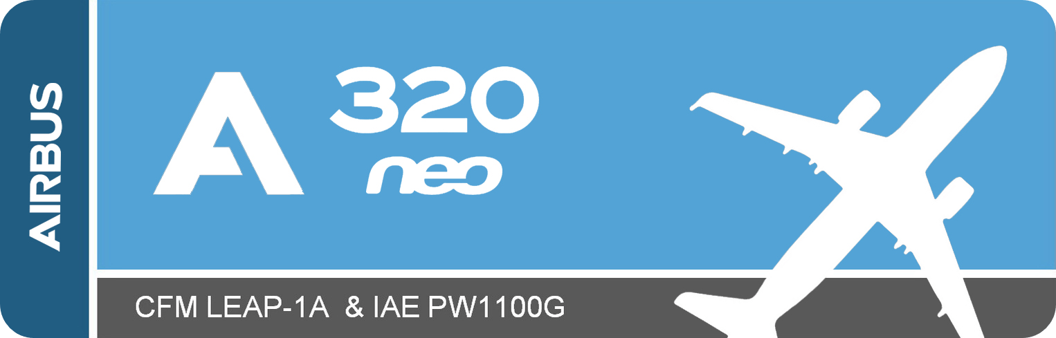 Airbus A320 NEO- Leap