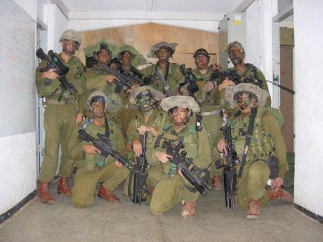 חרדים בצבא. צילום: ויקיפדיה