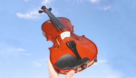 My_violin