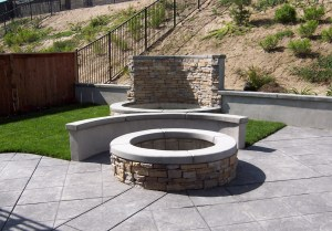 Agundez Concrete - San Diego CA - Water Features