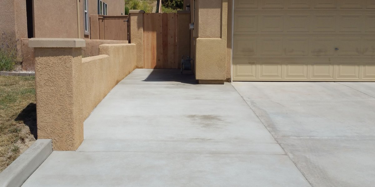 Retaining Walls & Concrete Driveways in San Diego | Agundez Concrete