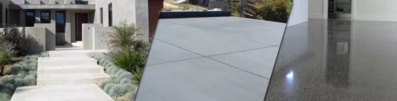 Agundez Concrete recent projects