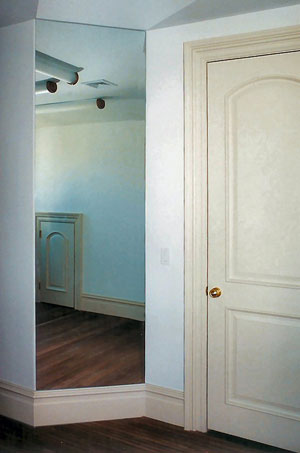 Wall Door And Dressing Mirrors