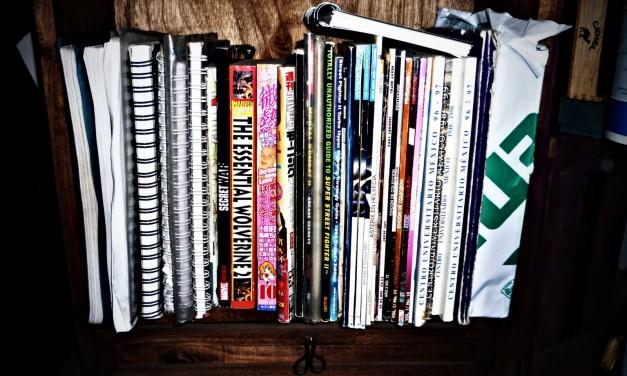 Libreros (4) y bocetos