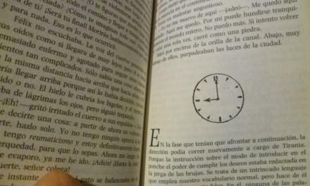 Ende, el tienpo, y las cajas de libros