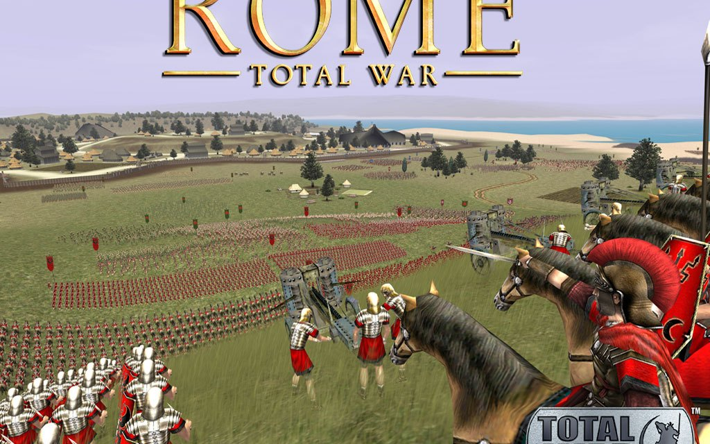 Rome Total War: Reseña