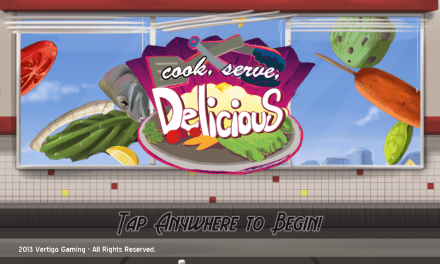 Cook, Serve, Delicious!: Reseña