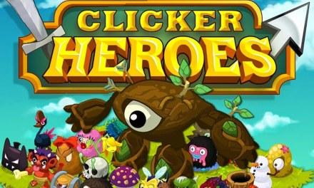 Clicker Heroes: Heroísmo casual y gratuito