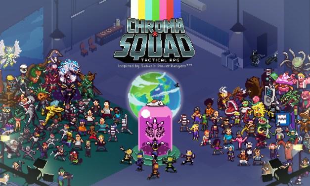 Chroma Squad: la venganza del kickstarter