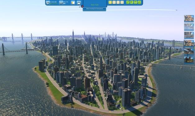 Cities XL Platinum: Jericho, Veinte y otras ciudades imaginadas