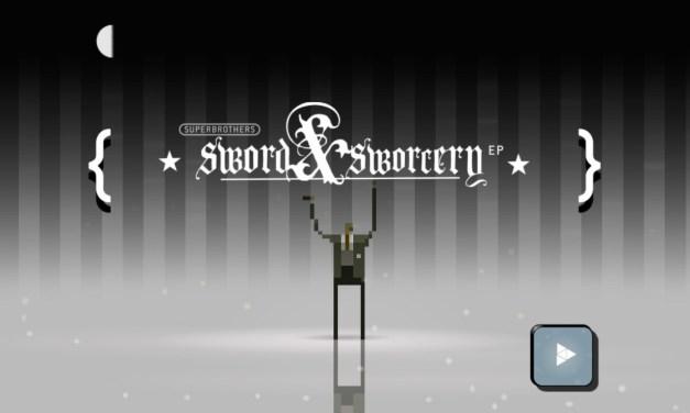 Superbrothers: Sword & Sworcery