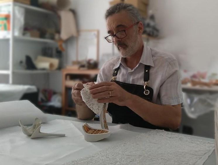 Zapatos hechos a mano en Alicante.