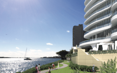 New Renderings of the 1112 South Flagler Drive ultra-luxury Condo Proposal