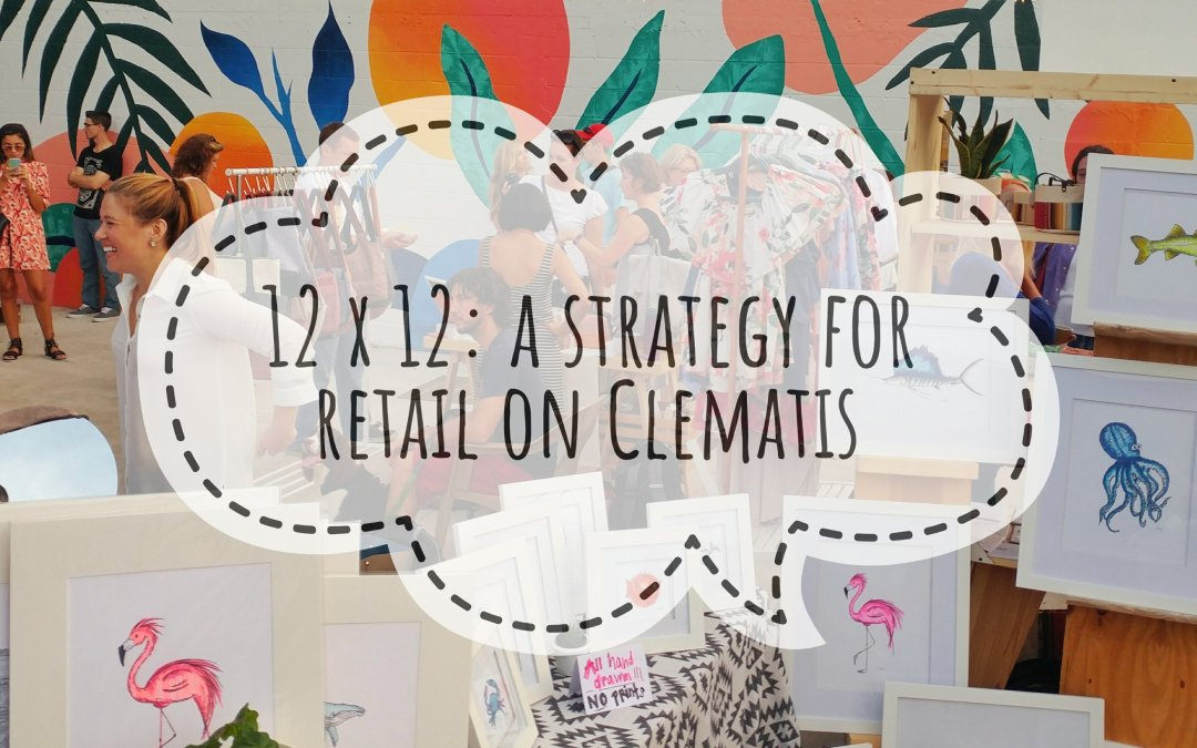 """12 x 12"" West Palm Beach's strategy for retail on Clematis Street"