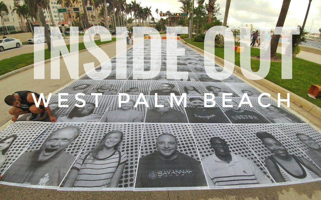 Inside Out Project comes to Flagler Shore