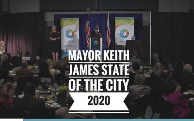 Mayor Keith James' State of the City – the full transcript.
