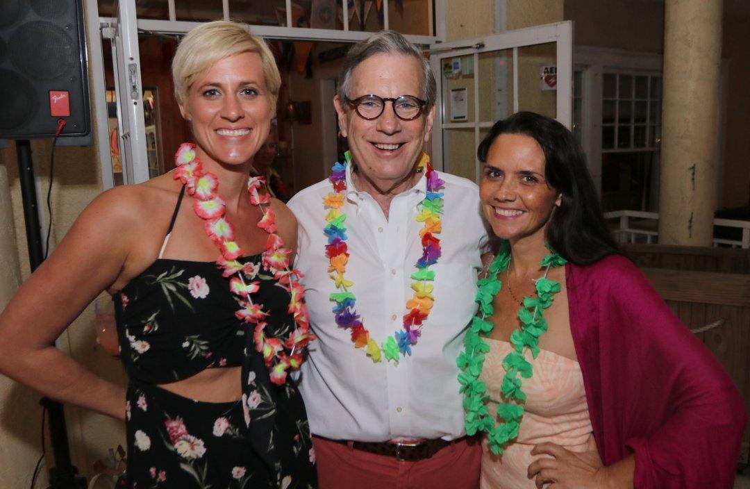 Stacy DeMars, John Archer, Stephanie Jones - Photo by Mike Jachles