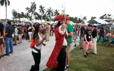 The people of SunFest – which are you?