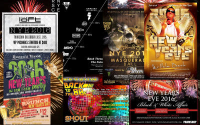 Where to Party on Clematis in West Palm Beach on New Years Eve 2015