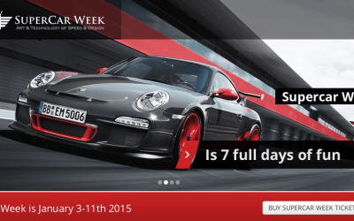 """City of West Palm Beach Proclaims the Second Week in January """"SuperCar Week"""""""