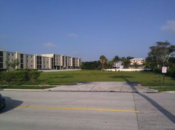 As well as the former site of 1515 Flagler Condo destroyed in the Hurricane