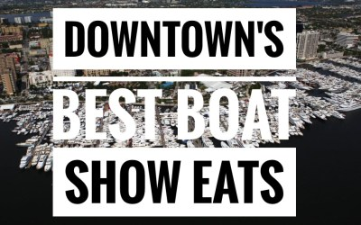 Six downtown West Palm Beach restaurants you have to try during the Palm Beach Boat Show