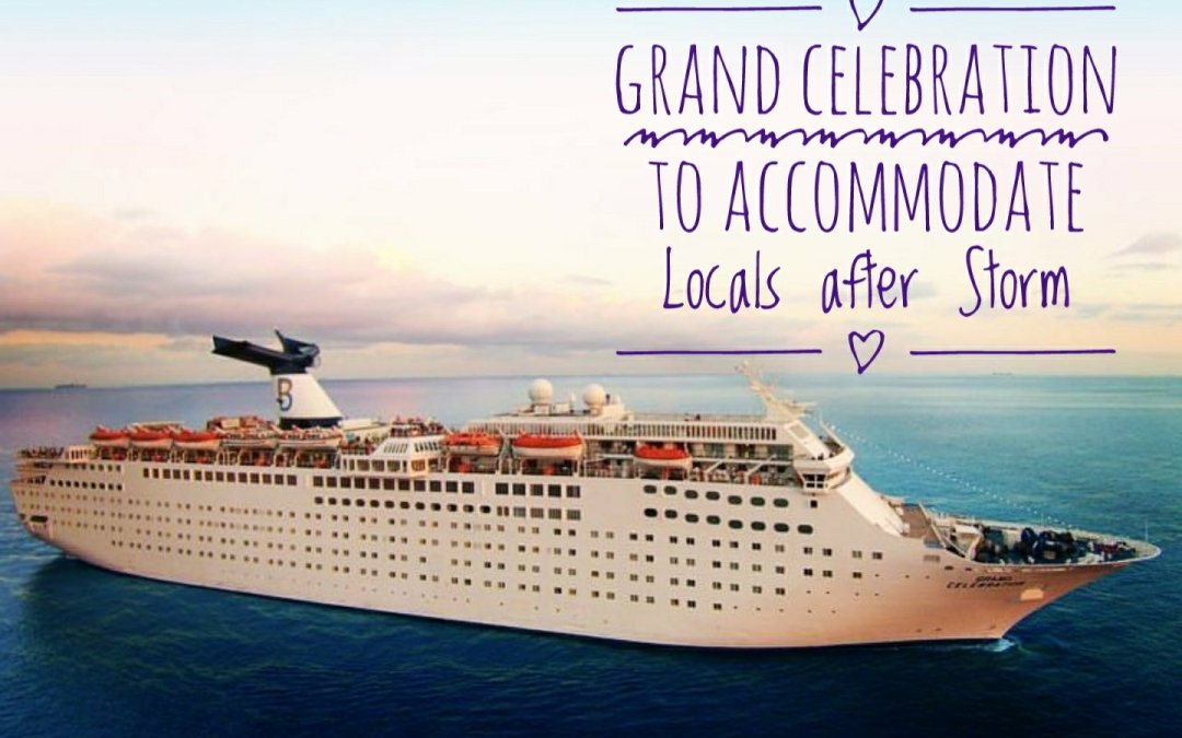 Bahamas Paradise Cruise Line Offers Accommodations To Locals Affected by #HurricaneIrma