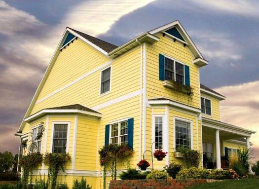 Everyone Knows That Here In New England The Winter Months Are Not Time For Exterior Painting But Besides When Is Best To Paint Outside