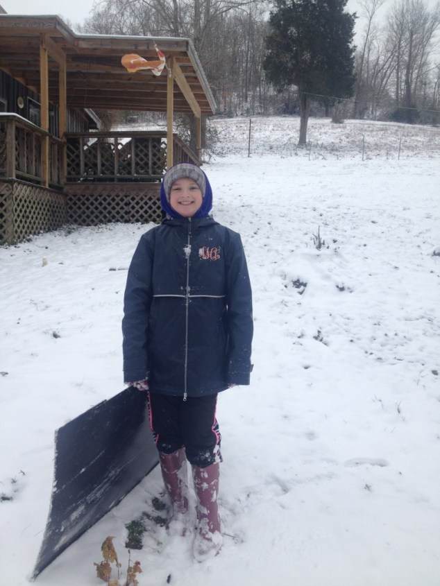 Tiggs sled