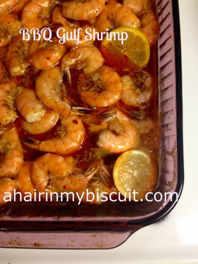 BBQ Gulf Shrimp